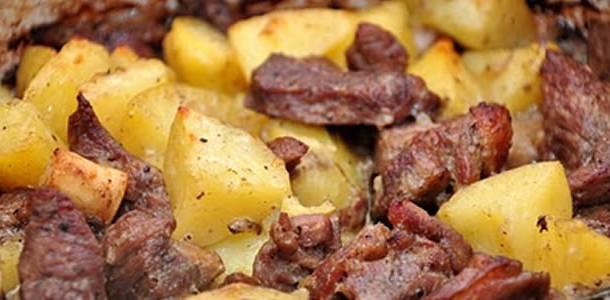 Agnello con patate