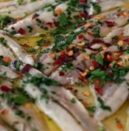 sardine marinate