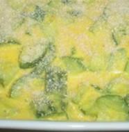 sformatino di zucchine